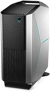 كمبيوتر الين وير ارورا R8 للالعاب طراز i9-9900K من ديل، ذاكرة رام 16 جيجابايت، اس اس دي 256 جيجابايت + قرص صلب 2 تيرابايت،...