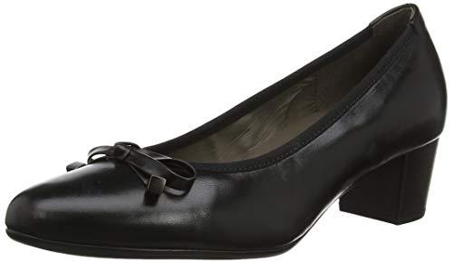 Gabor Damen Fashion Pumps, Schwarz (Schwarz 27), 42 EU