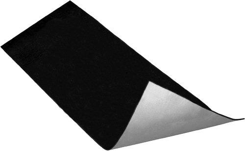 Bitumenmatte, Anti/Droehn/Matte, 50x20cm, selbstklebend (4 Stück)