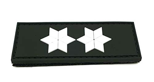 Dienstgrad Polizeioberkommissar Rubber Patch