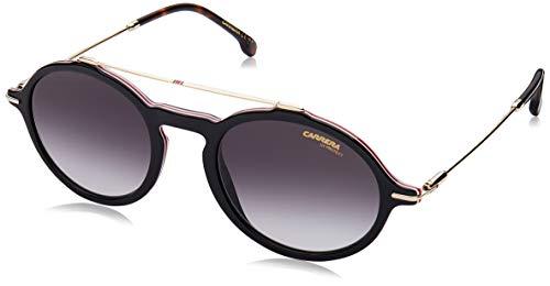 Carrera 195-S-WR7-9O Gafas, Black Havana/Gy Grigio, 50/17/140 Unisex Adulto