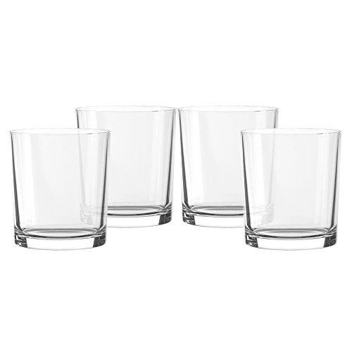 Spiegelau & Nachtmann, 4-teiliges Mixdrinks Gläser-Set , Kristallglas, 370 ml, Bonus Pack, 2660176