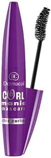 Dermacol Curl Mania Mascara - 10 ml, Black