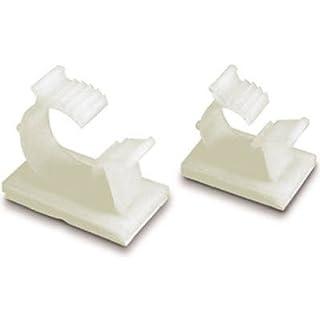 Gardner Bender GKK-1538 Plastic Kwik-Clips, Adjustable & Ratcheting, 3/8 in., White (B00002NAOD) | Amazon price tracker / tracking, Amazon price history charts, Amazon price watches, Amazon price drop alerts
