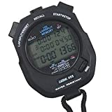 Amazon.com : LEAP Stopwatch Professional Timer 3 RAW 30 Lap ...