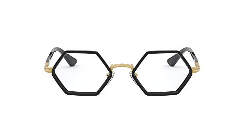 Persol Gafas de Vista PO 2472V Black 48/20/140 unisex