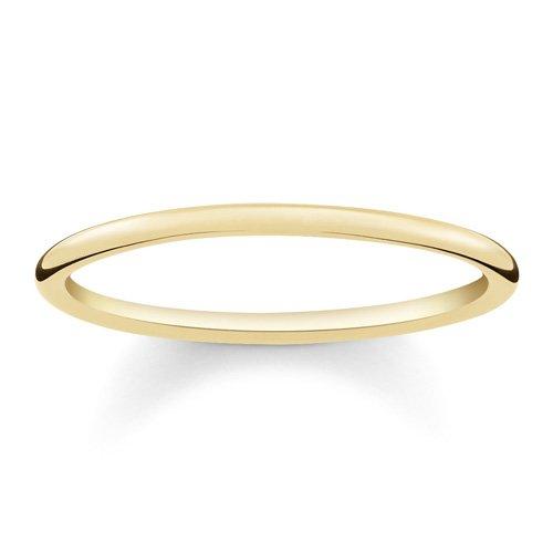 THOMAS SABO Damen-Ring 925 Silber Gr. 52 (16.6) - TR2123-413-12-52