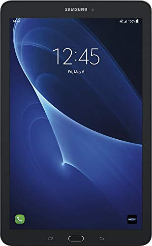 New Samsung Galaxy Tab E SM-T377A 8' 16GB 4G+WiFi LTE GSM Unlocked Tablet (Black)