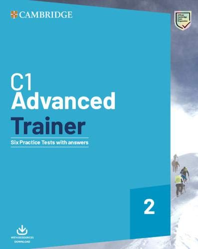 C1 Advanced Trainer 2 Six Practice Tests with Answers with R