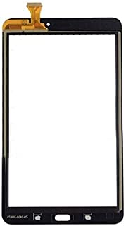 Touch Screen Digitizer Lens Glass Replacement for Samsung Galaxy Tab E 8.0 SM-T377 T377A T377V (Black)