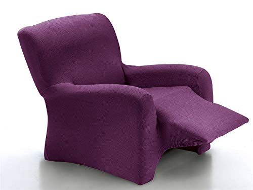 CAÑETE - Funda sillón Relax Completo Enzo - Color Morado