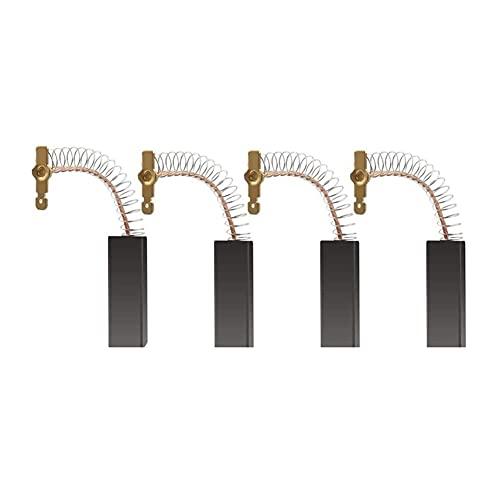 4PCS Lavadora Lavadora Cepillos de Carbono Cepillos de Carbono Motor Máquina de Lavado de cepillos de Carbono/Ajuste para -Siemens / 154740
