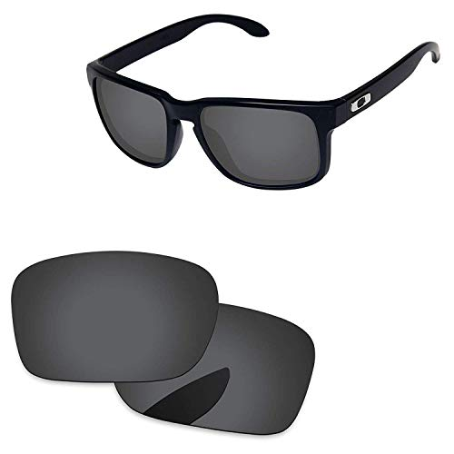 Oak&ban Lentes polarizadas de repuesto para gafas de sol Oakley Holbrook, múltiples opciones