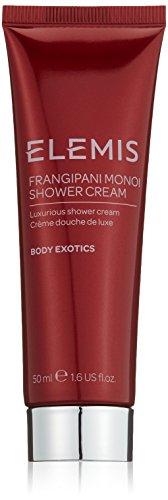Elemis Frangipani-Monoi-Duschcreme, luxuriöse Duschcreme, 1er Pack (1 x 50 ml)