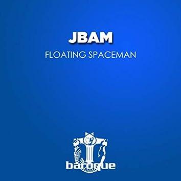 Floating Spaceman