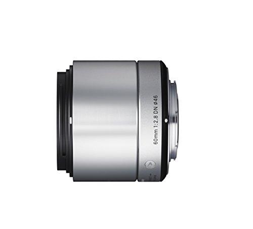 Sigma 60mm F2.8 EX DN Art (Silver) for Micro 4/3