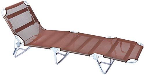 Bel Fix Cadeira Espreguiçadeira, Marrom