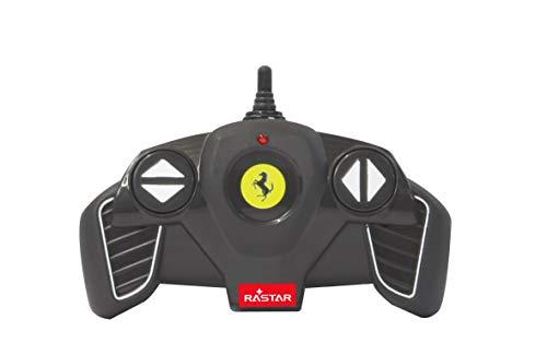 RC Auto kaufen Rennwagen Bild 5: Jamara 404515 Ferrari F1 1:18 rot 40MHz*