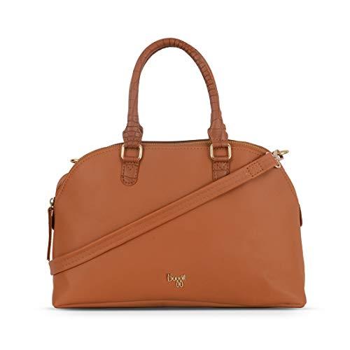 Baggit Spring/Summer '20 Women Bowling Tan Handbag