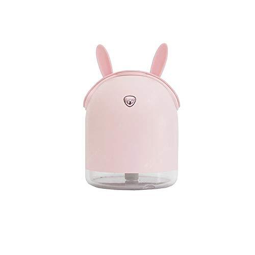 OverTop Cute Pet Kabelloser 2000 mAh wiederaufladbarer tragbarer USB-LED-Luftbefeuchter