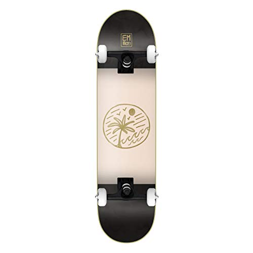 Emillion Skateboard Komplettboard Casual Palm 8.25