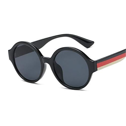 FRGH Gafas De Sol De Gran Tamaño De Moda para Mujeres Y Hombres, Gafas De Sol Retro Redondas Y Vintage para Mujeres, Grandes Damas