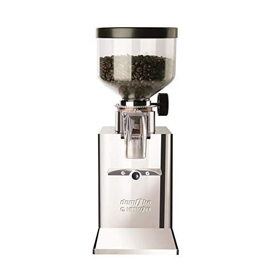 Espressomühlen für Siebträger: Demoka GR-0203 elektrische Kaffeemühle