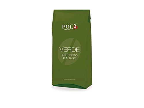 Caffè Pol POLV2 Espresso Italiano V2 grün 1000 g ganze Bohnen