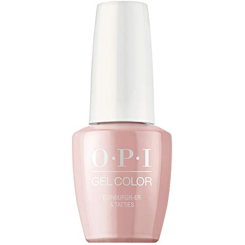 OPI Gelcolor Edinburgh-er & Tatties, 15 ml