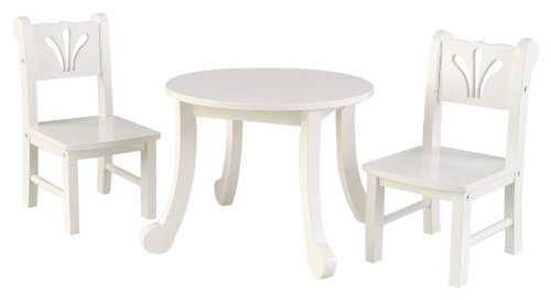 KidKraft Littile Doll Table and Chair Set