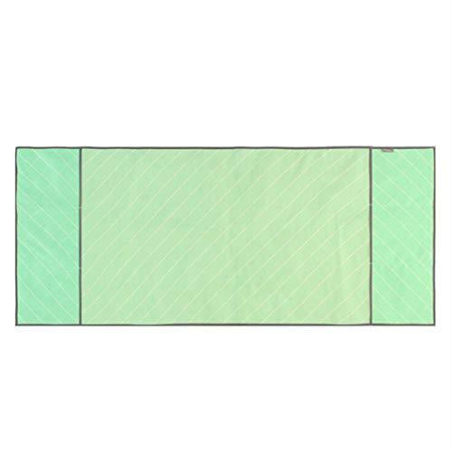 SJHFG Cubiertas para lavadora con bolsa de almacenamiento para el hogar, refrigerador, polvo, accesorios de cocina, color verde