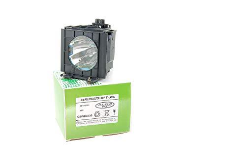 Alda PQ-Premium, Beamerlampe / Ersatzlampe für PANASONIC PT-D3500E Projektoren, Lampe mit Gehäuse