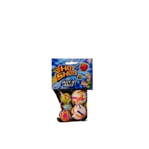 Hot Shots Jazzy Jet Balls Pack of 5