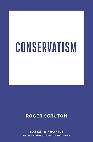 Conservatism  By  cover art