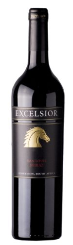 Excelsior San Louis Shiraz Reserve 2018 trocken (0,75 L Flaschen)