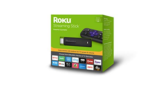 Roku Streaming Stick (2017) 3800R - IMPORTADO