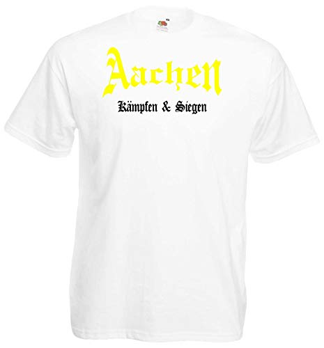 Aachen Ultras T-Shirt Kämpfen & Siegen