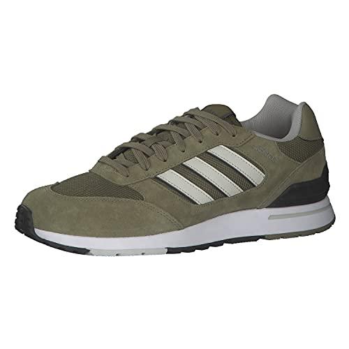 adidas Run 80s, Zapatillas de Running Hombre, VERORB/GRIORB/OLIFOC, 40 2/3 EU