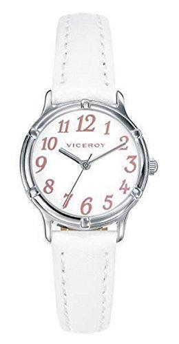 Conjunto Reloj Viceroy Niña 432258-05 Plata de Ley