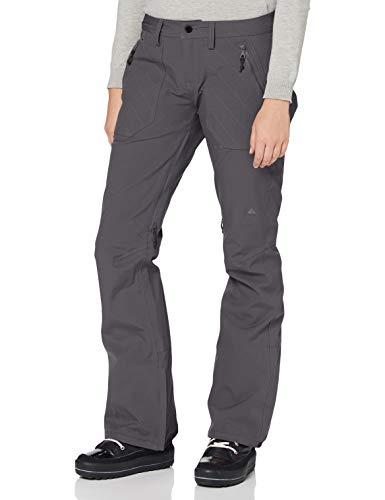 Burton Vida Pantalon de Snowboard, Mujer, Castlerock, M