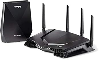 NETGEAR Nighthawk Pro Gaming XRM570 WiFi Router and Mesh WiFi System with 6 Ethernet Ports and Wireless speeds up to 2.6 Gbps AC2600 Optimized for Low ping