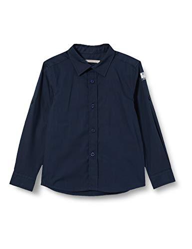 Mexx Boys Long Sleeve for Shirt, Sky Captain, 98