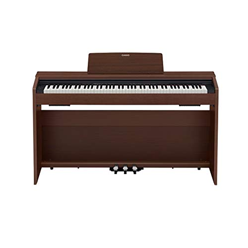 Casio Inc, 88-Key Digital Pianos-Home (PX-870 Brown)