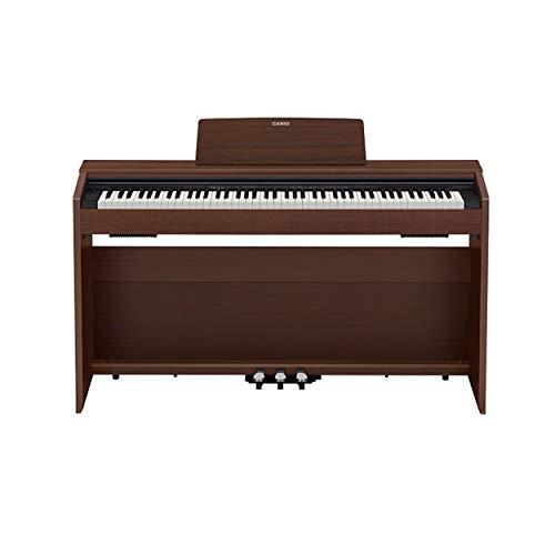 Best Price Casio Inc, 88-Key Digital Pianos-Home (PX-870 Brown)