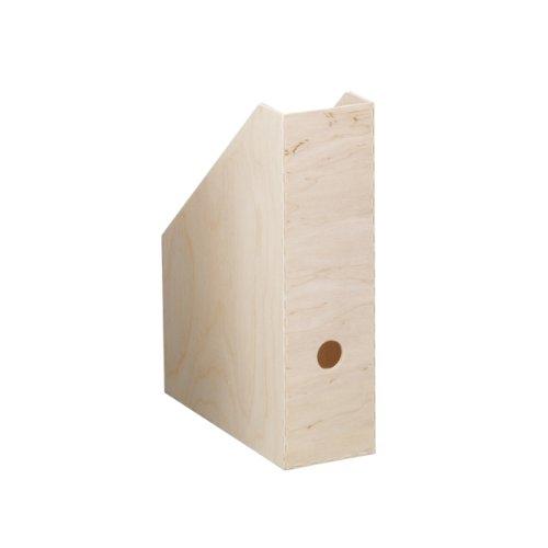 Zeller 13199 Magazinbox, Birke 23 x 9 x 31 cm
