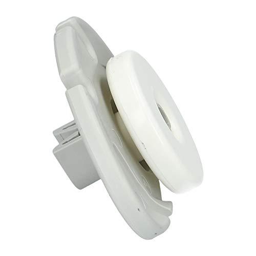 Electrolux Ruota Destra per Cestello Lavastoviglie, Bianco