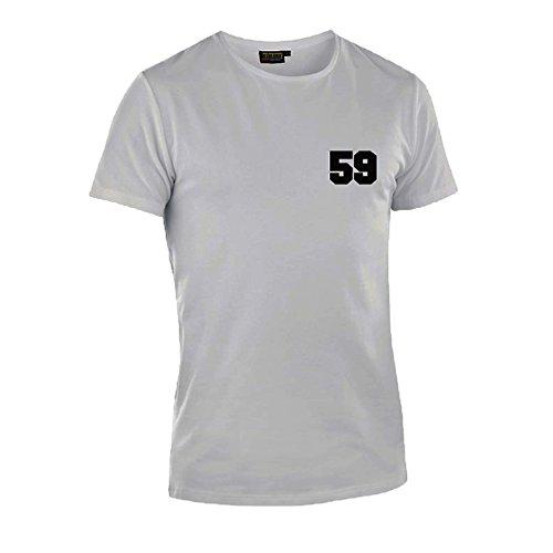 T-Shirt Limited Weiß L