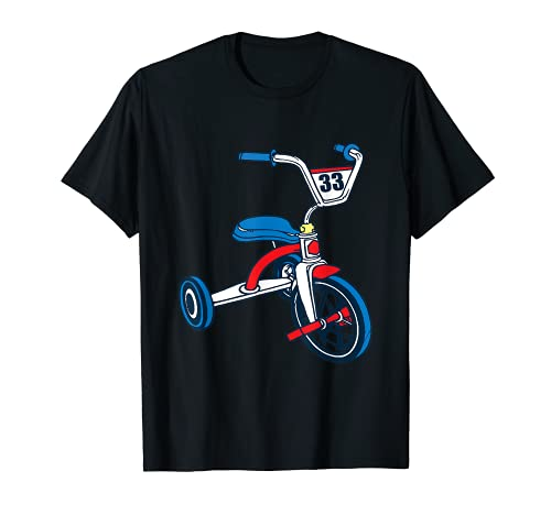 Kinder Dreirad BMX Oldschool Biker BMX Kinder T-Shirt