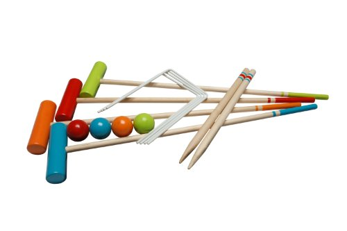 Plum - Set per Croquet