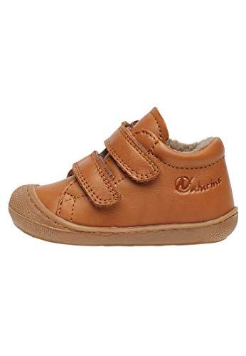 Naturino Cocoon VL, Sneakers Basses, Marron (Cognac 0d06), 25 EU